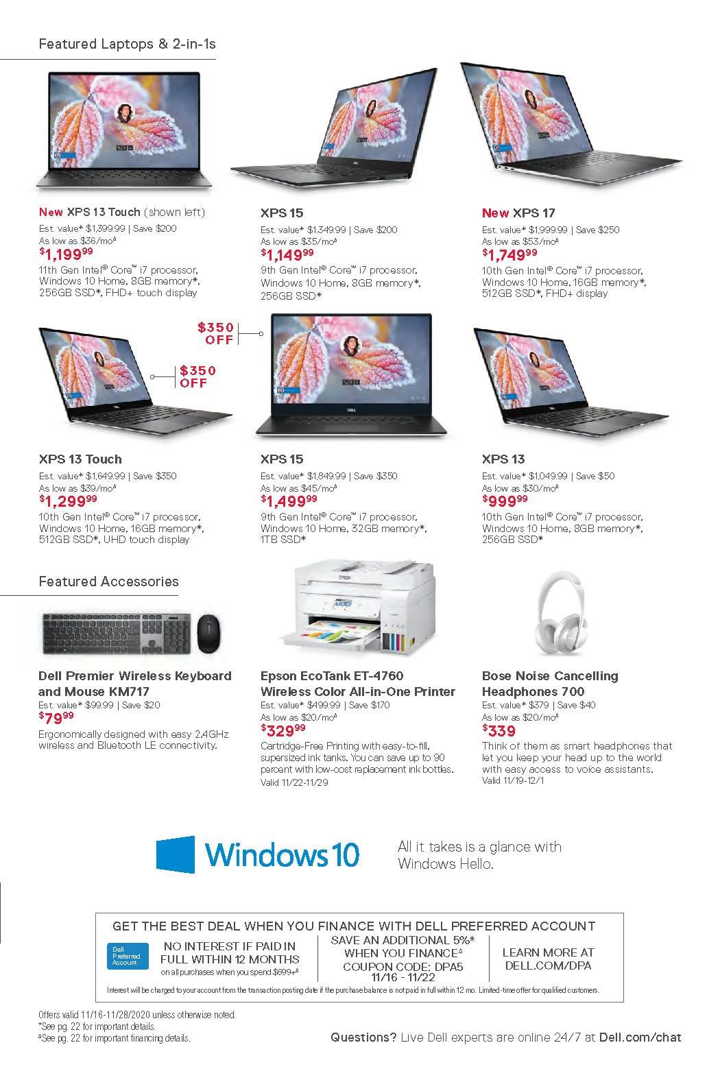 Dell Black Friday 2020 Page 9
