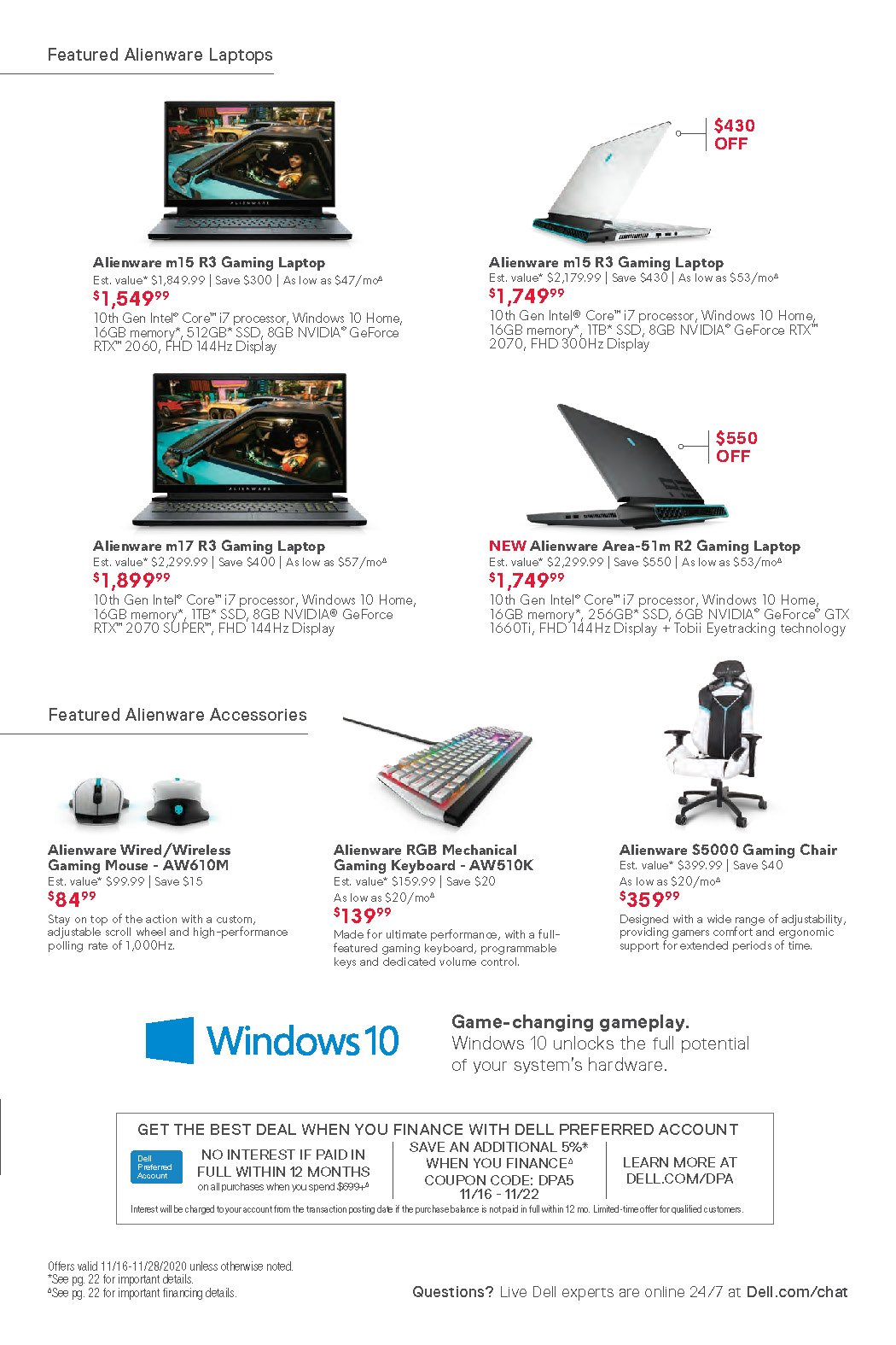Dell Black Friday 2020 Page 17
