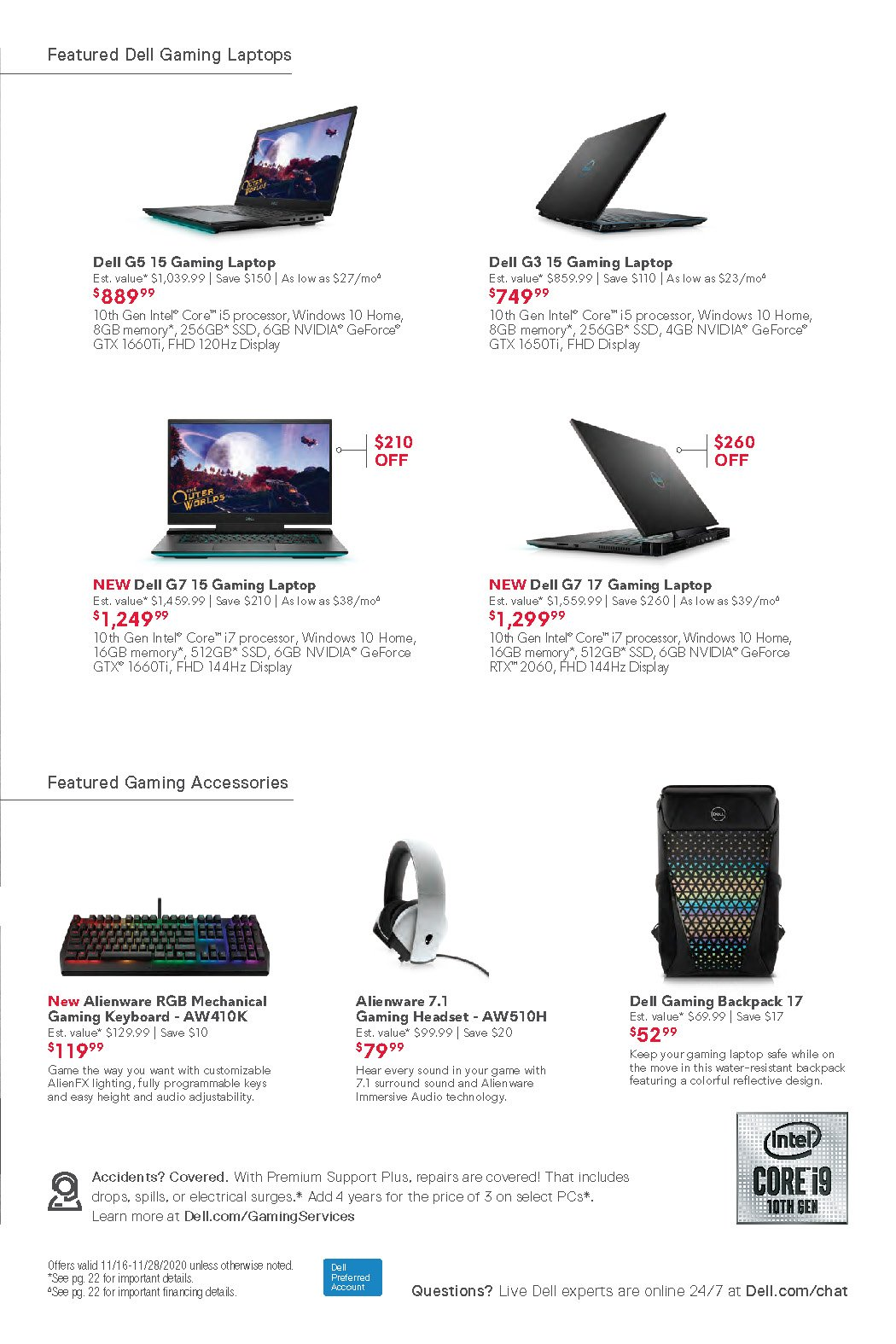 Dell Black Friday 2020 Page 19