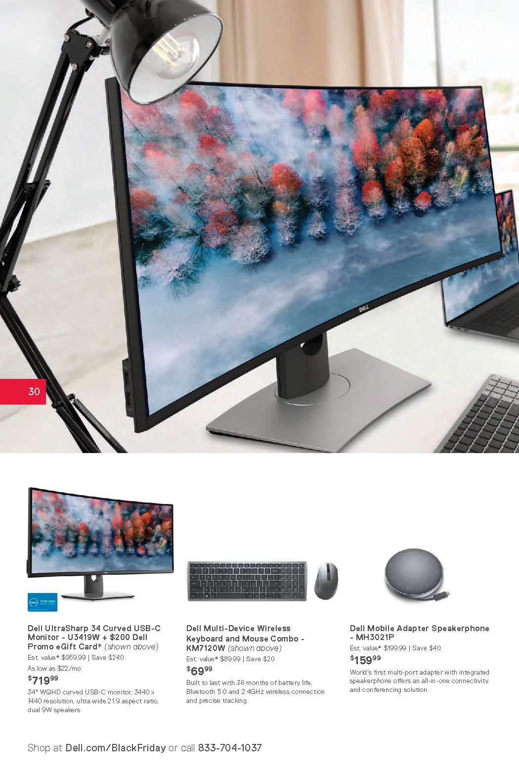 Dell Black Friday 2020 Page 30