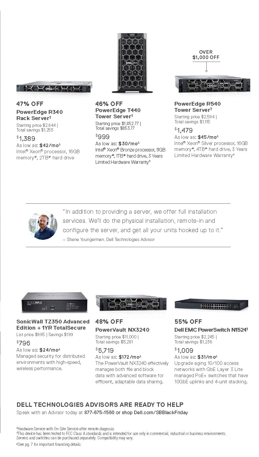 Dell Small Business Cyber Monday 2020 Page 8