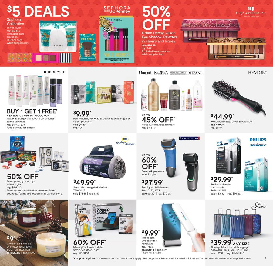JCPenney Black Friday 2020 Page 7