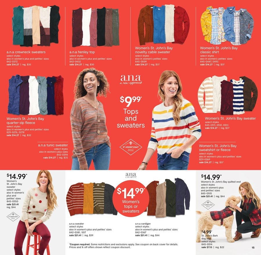 JCPenney Black Friday 2020 Page 15