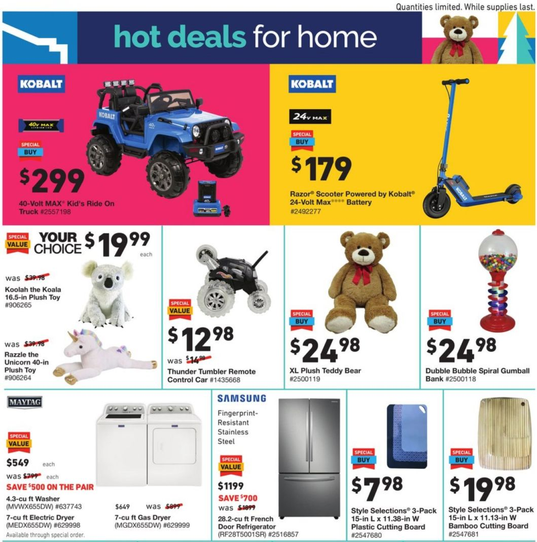 Lowe's Black Friday 2020 Page 3