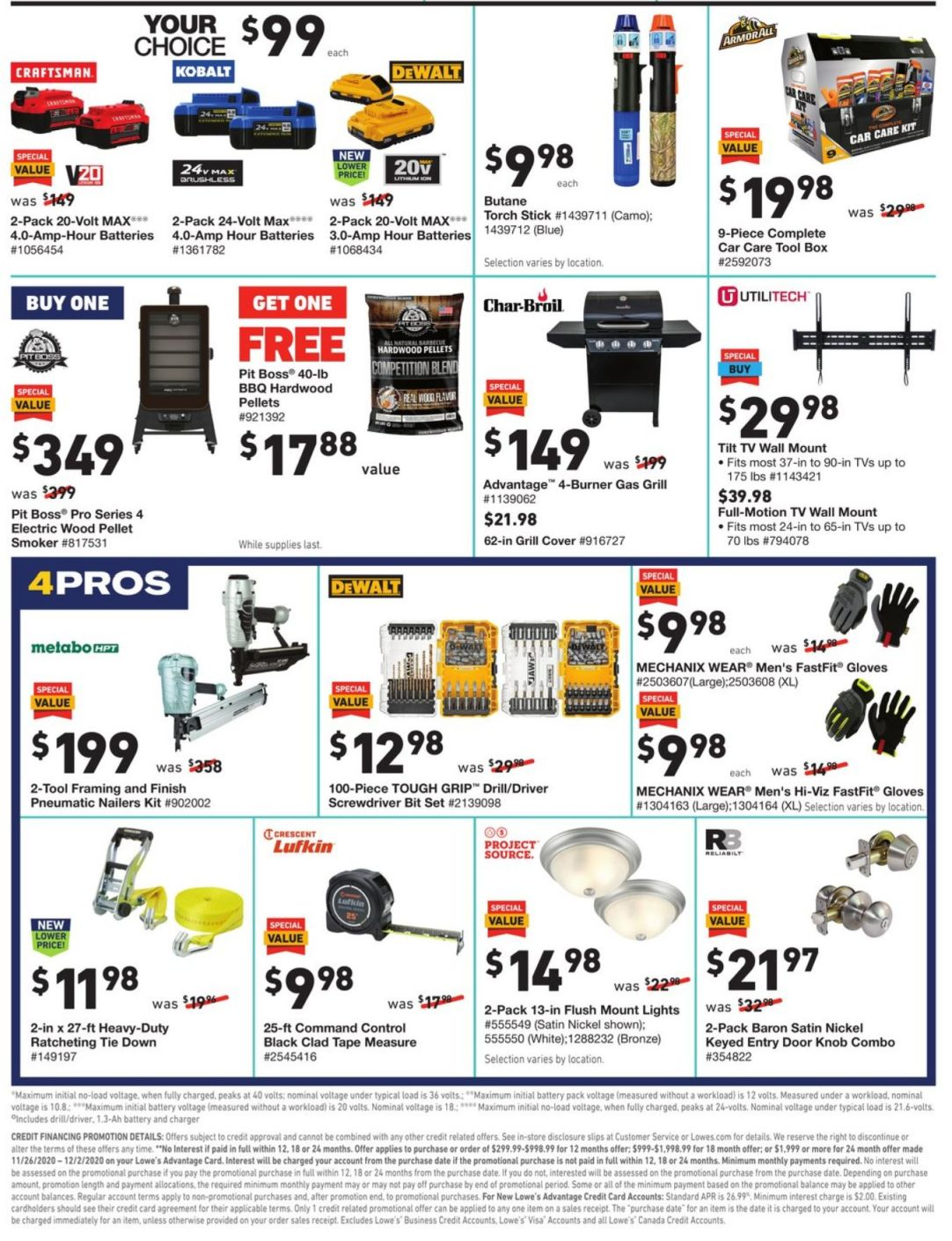 Lowe's Black Friday 2020 Page 6