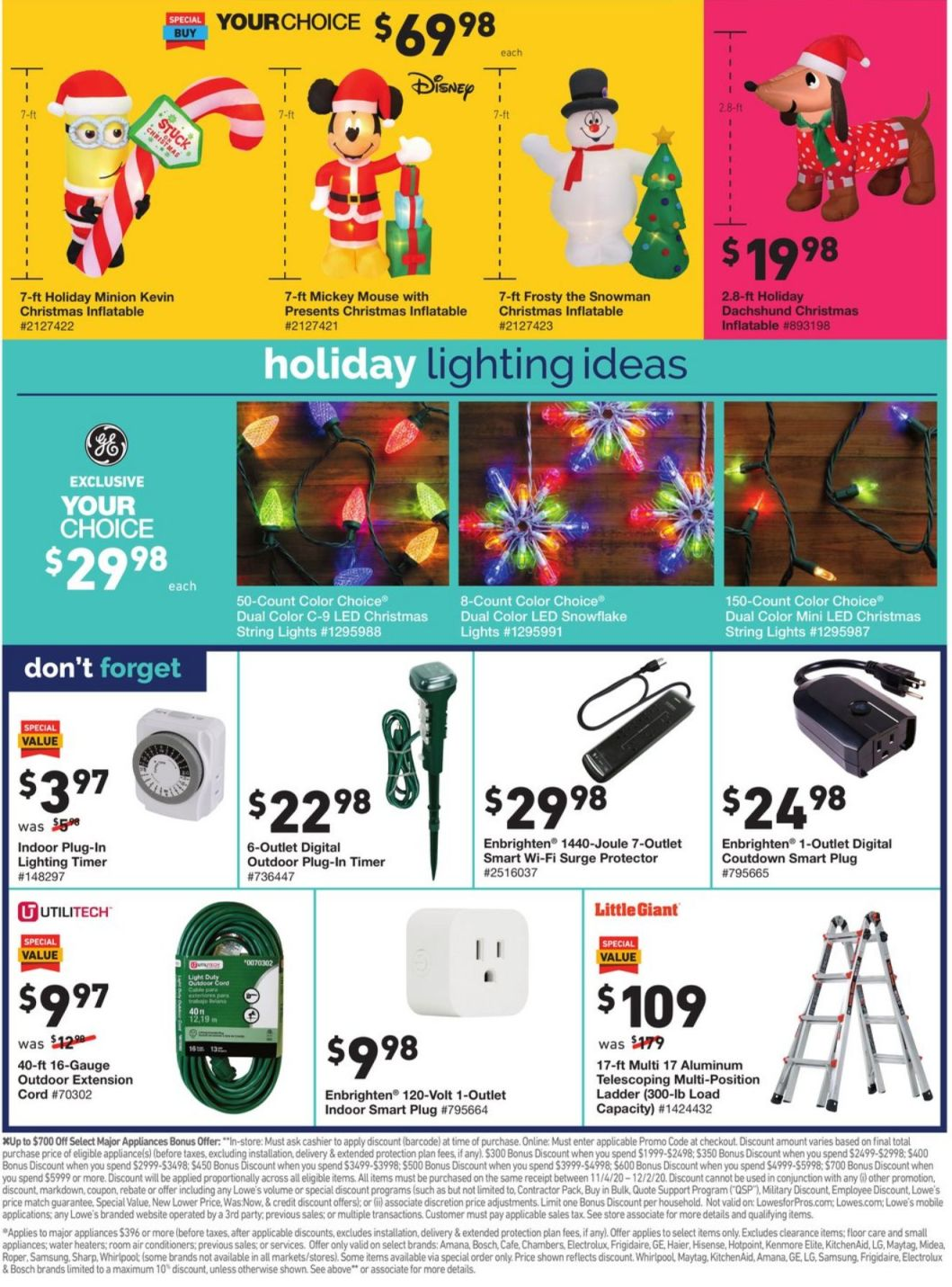 Lowe's Black Friday 2020 Page 10
