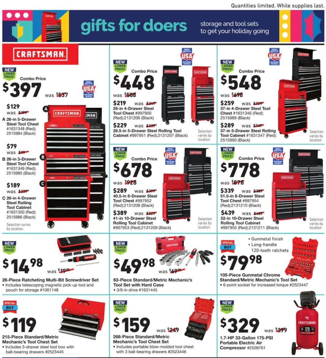 Lowe's Black Friday 2020 Page 13