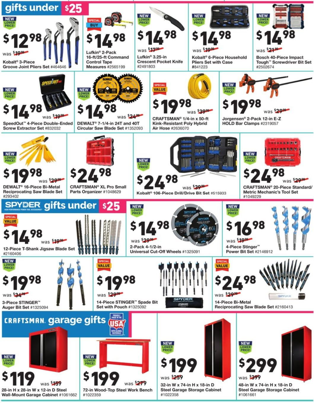 Lowe's Black Friday 2020 Page 16