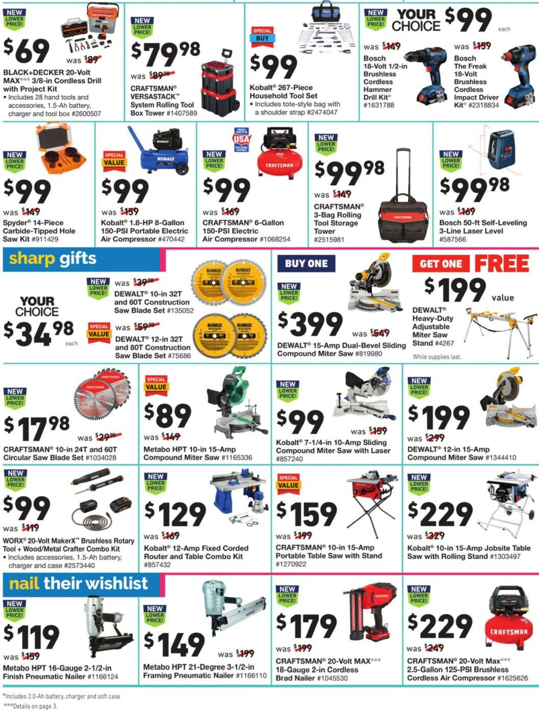 Lowe's Black Friday 2020 Page 18