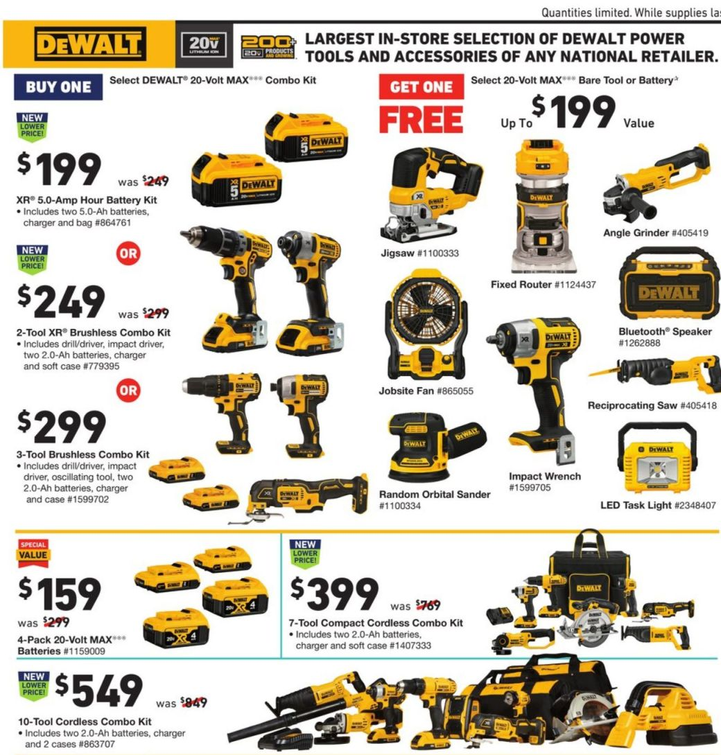 Lowe's Black Friday 2020 Page 19