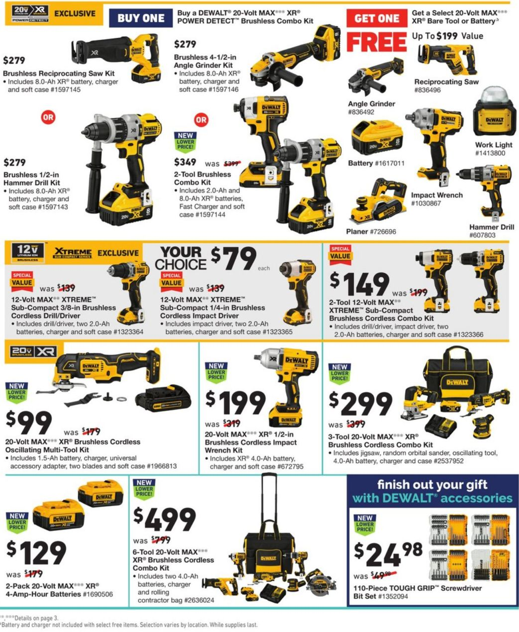 Lowe's Black Friday 2020 Page 20