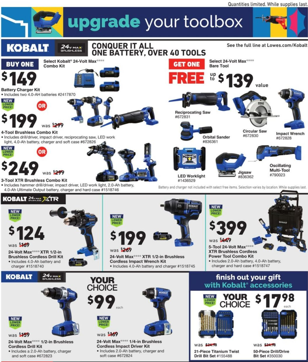Lowe's Black Friday 2020 Page 21