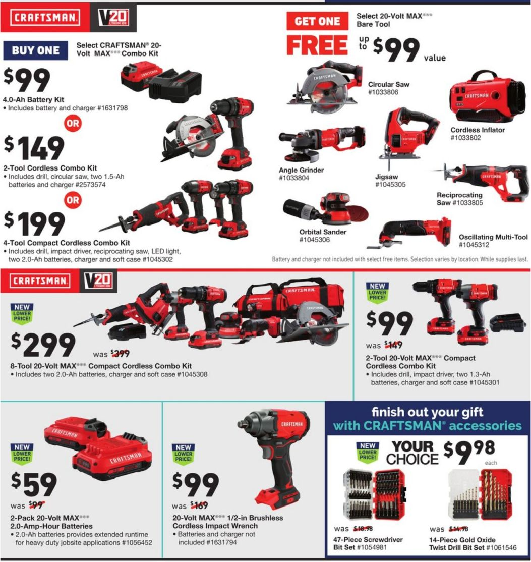 Lowe's Black Friday 2020 Page 22