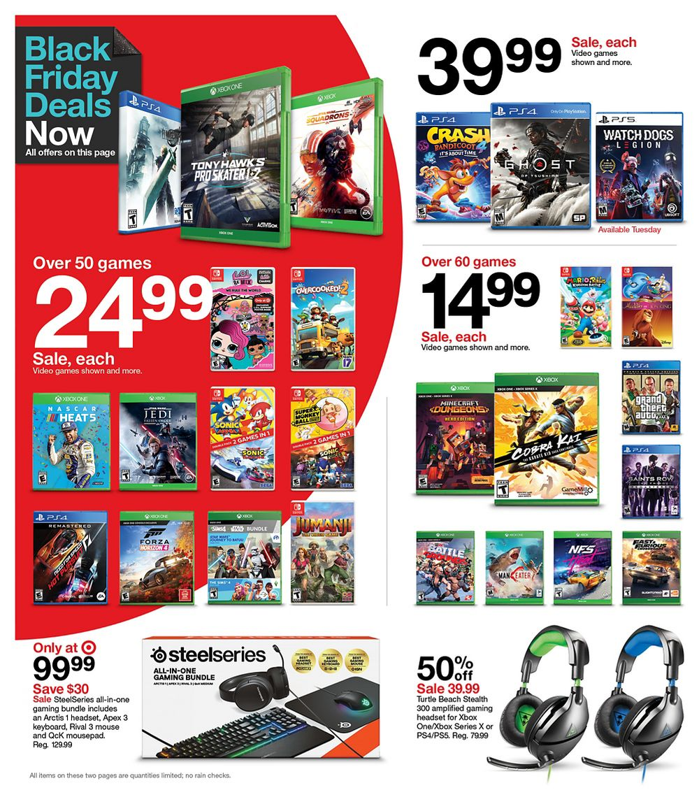 Target Black Friday 2020 Page 7
