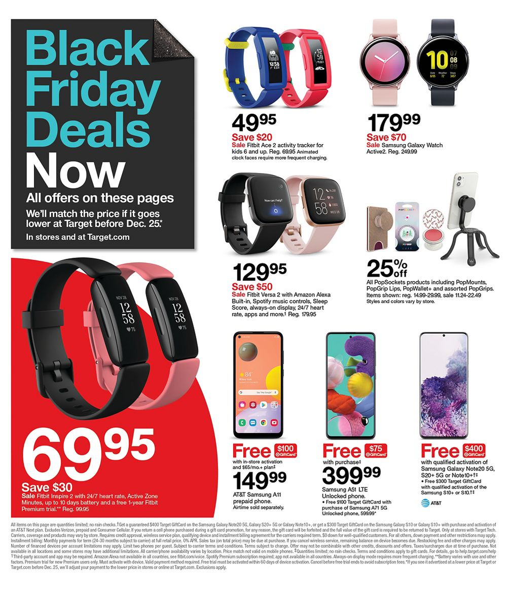 Target Black Friday 2020 Page 9