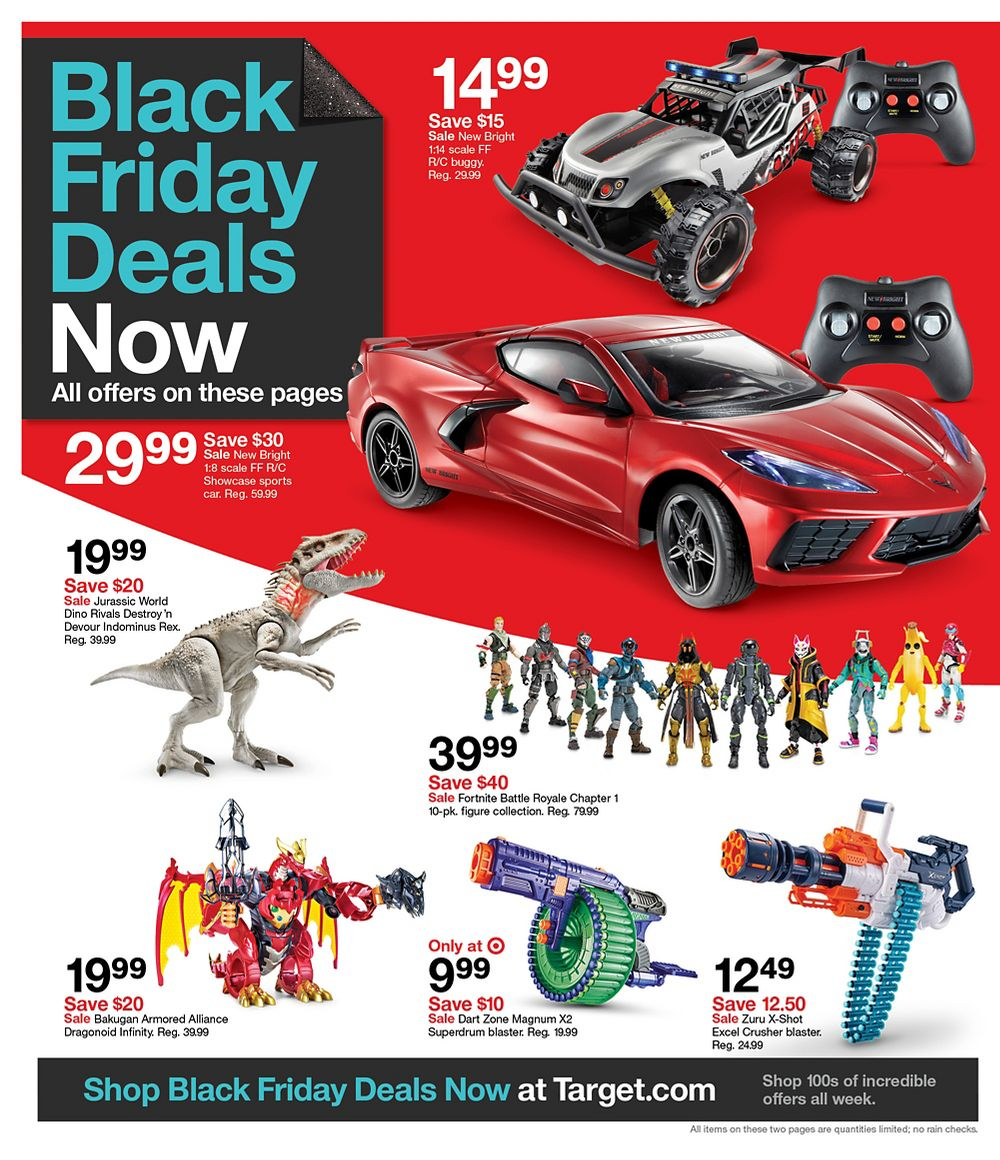 Target Black Friday 2020 Page 21