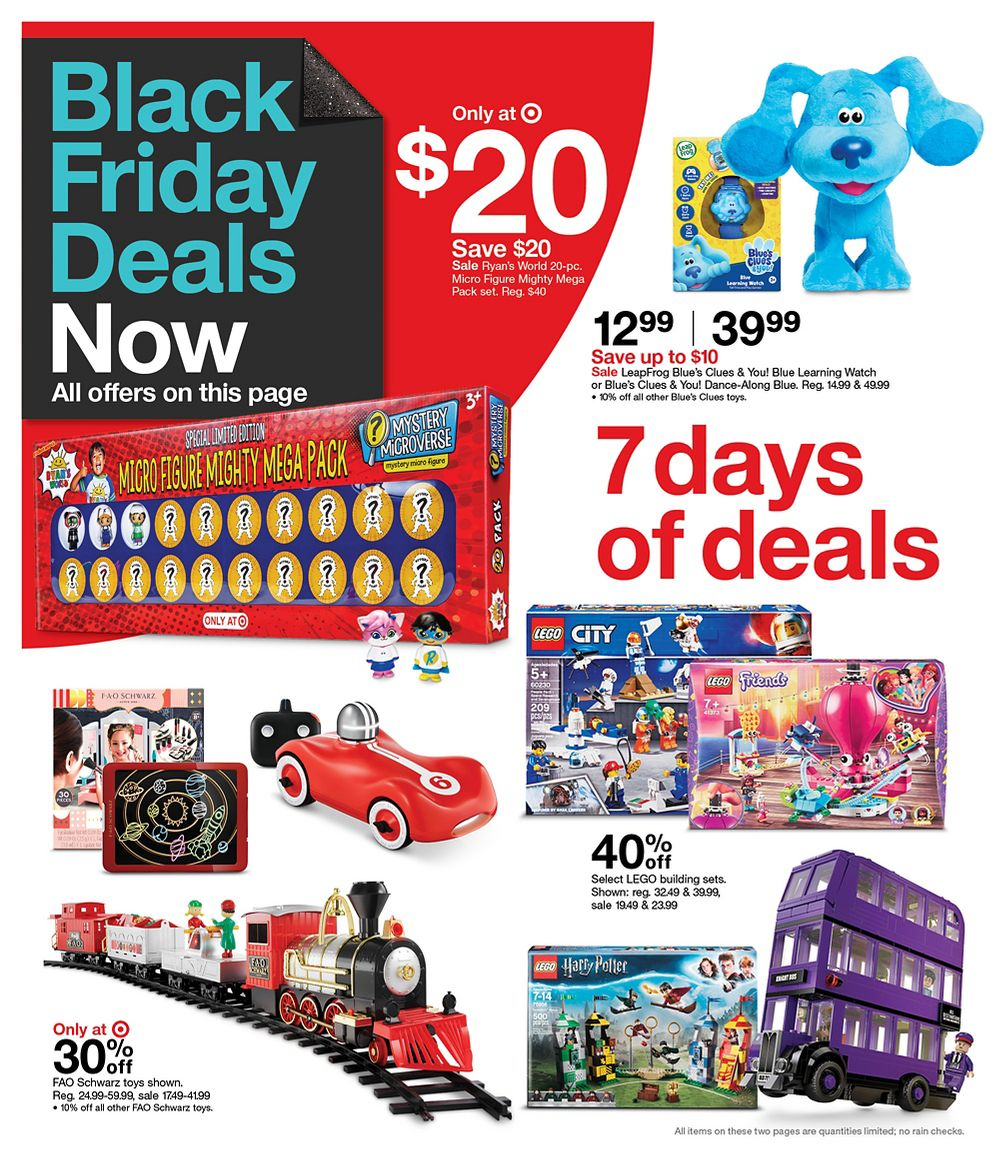 Target Black Friday 2020 Page 25