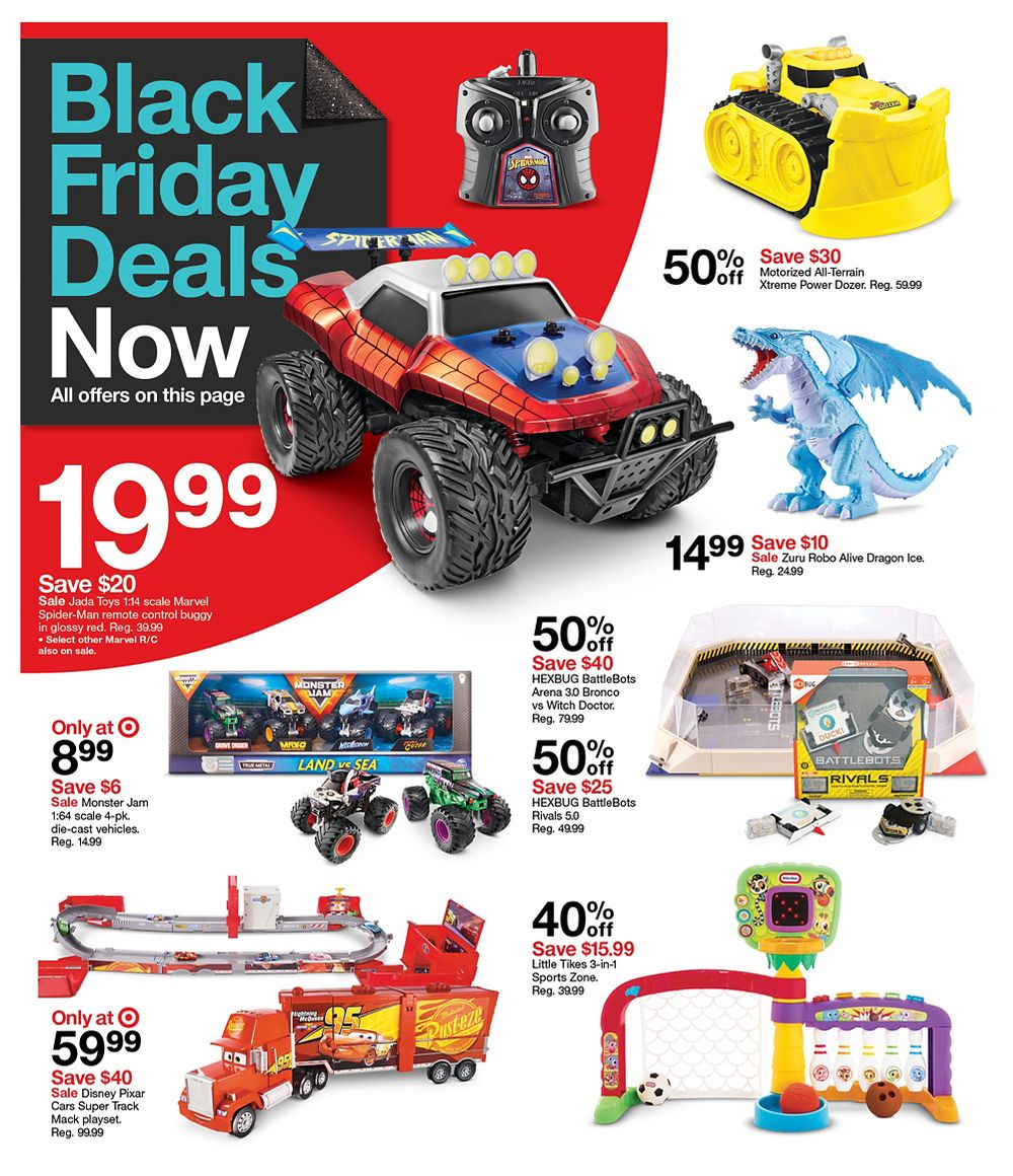 Target Black Friday 2020 Page 27