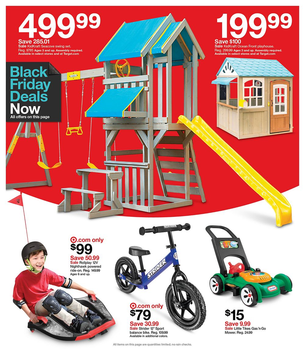 Target Black Friday 2020 Page 33
