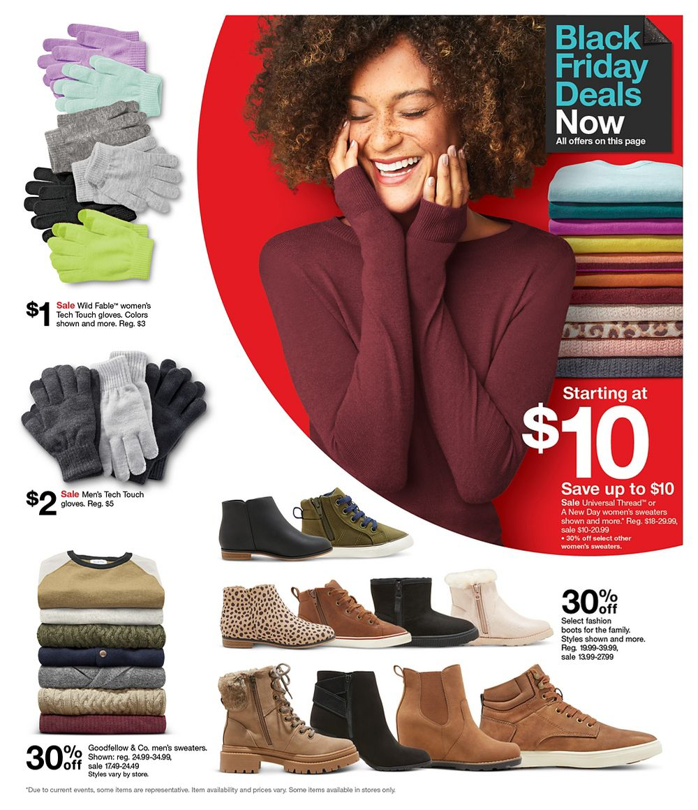 Target Black Friday 2020 Page 46