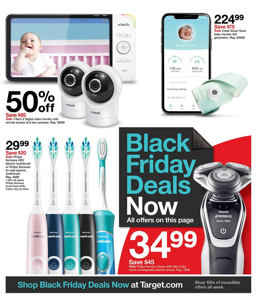 Target Black Friday 2020 Page 48