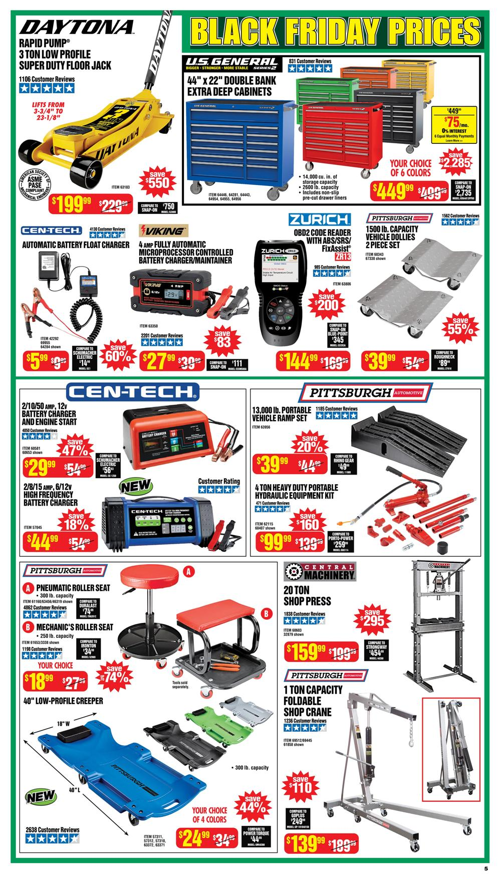 Harbor Freight Black Friday 2020 Page 5