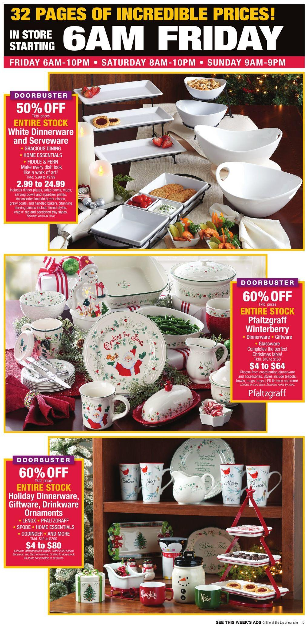 Boscov's Black Friday 2020 Page 5