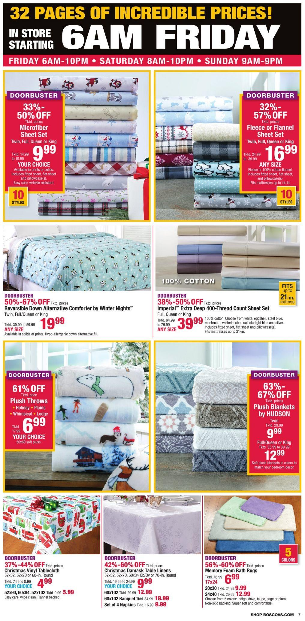 Boscov's Black Friday 2020 Page 7
