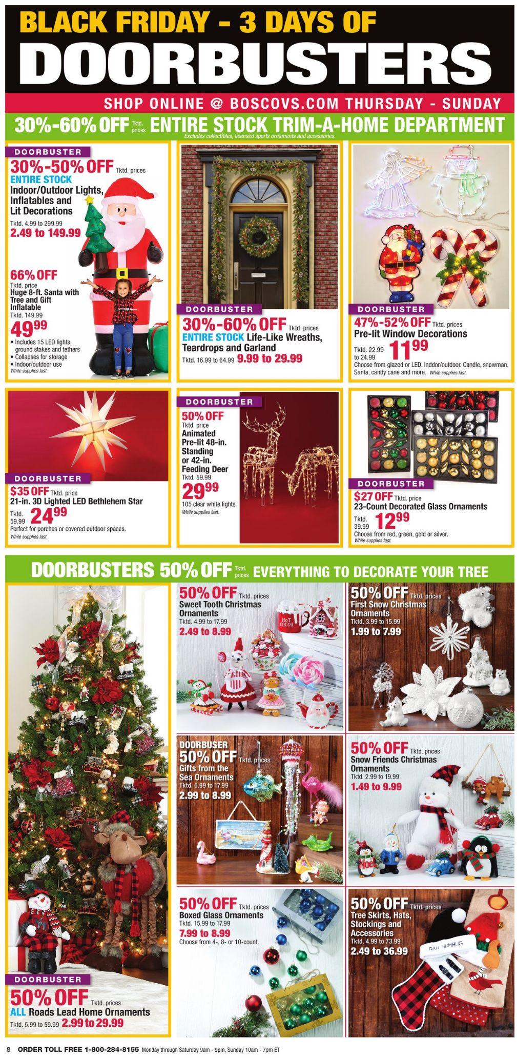 Boscov's Black Friday 2020 Page 8