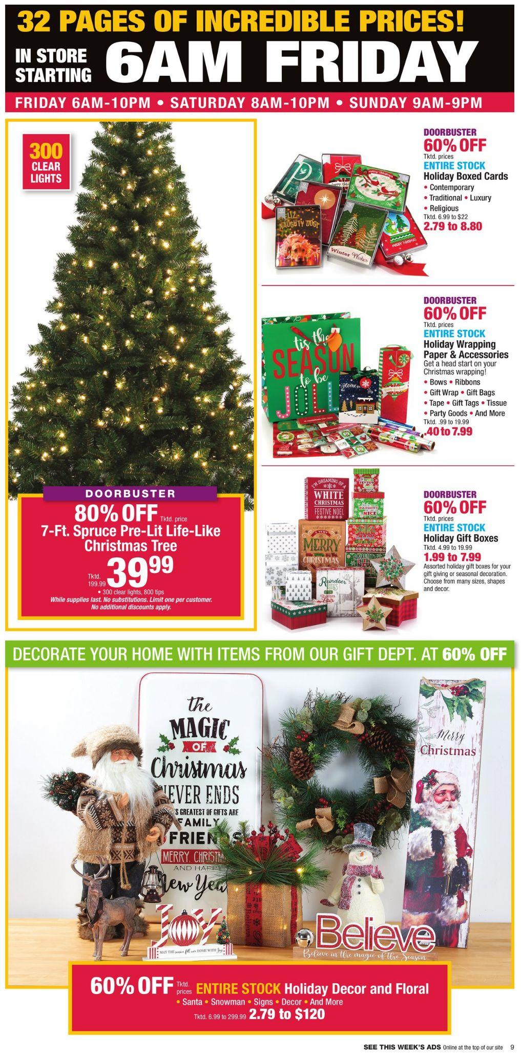 Boscov's Black Friday 2020 Page 9