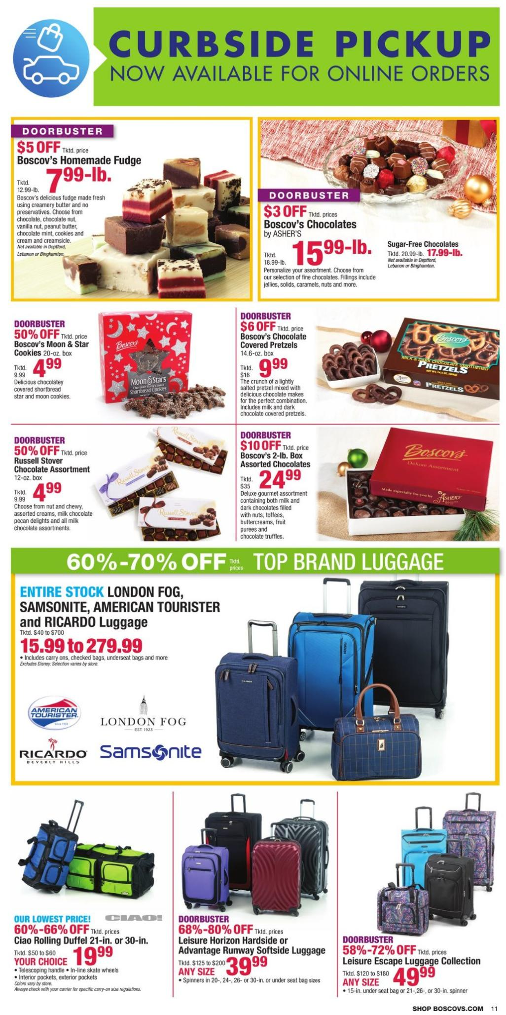 Boscov's Black Friday 2020 Page 11