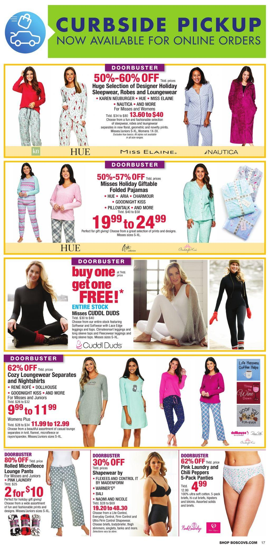 Boscov's Black Friday 2020 Page 17