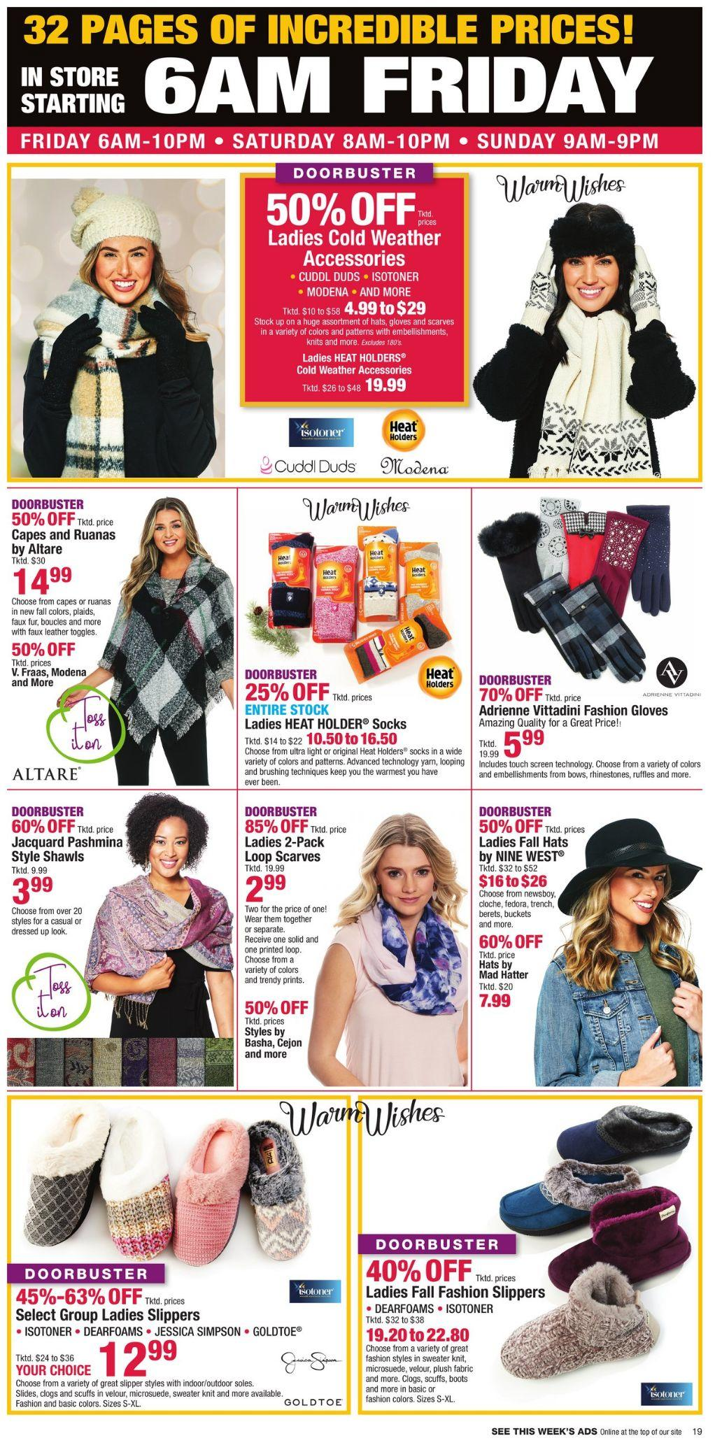 Boscov's Black Friday 2020 Page 19