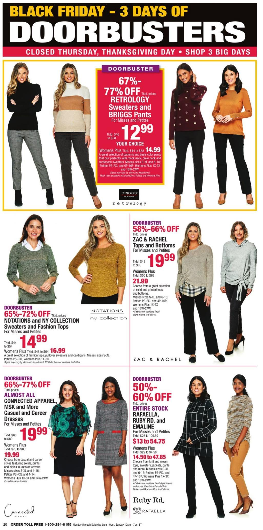 Boscov's Black Friday 2020 Page 20