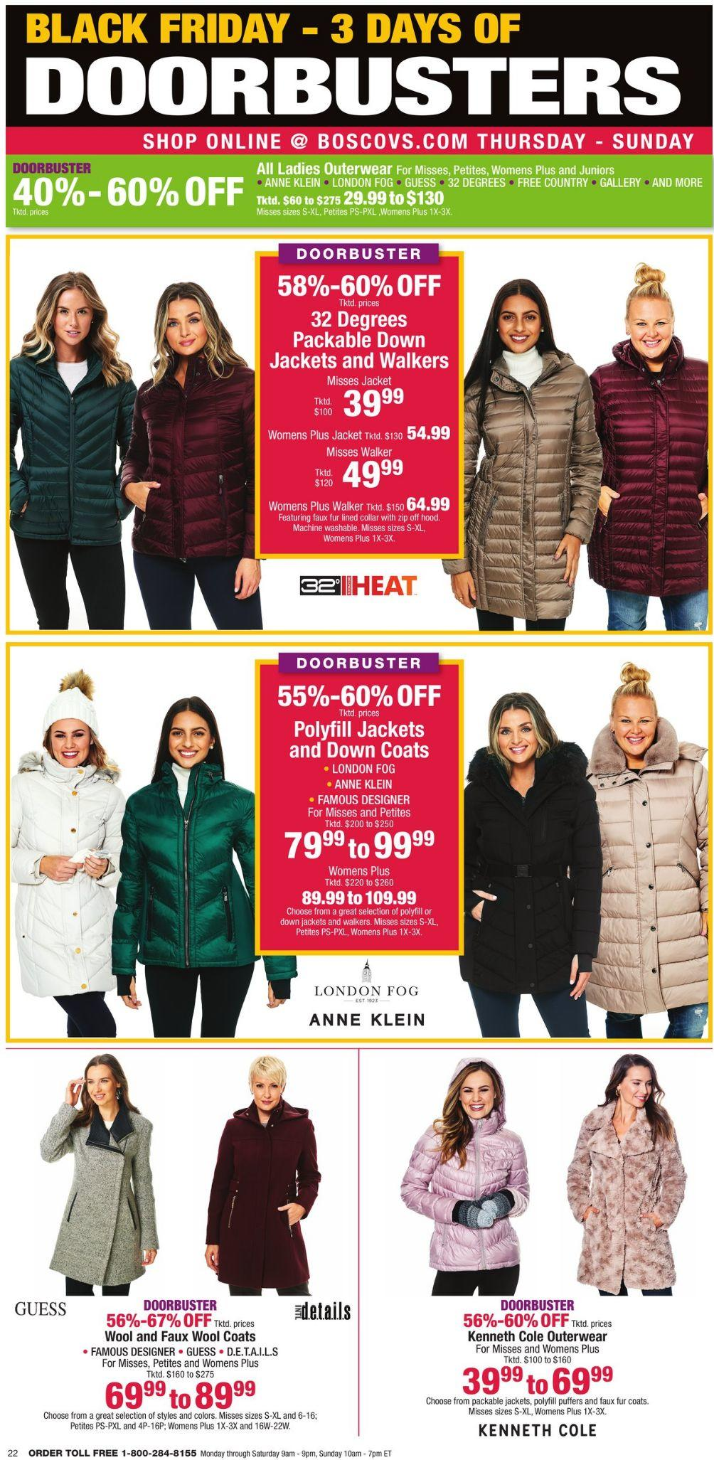 Boscov's Black Friday 2020 Page 22