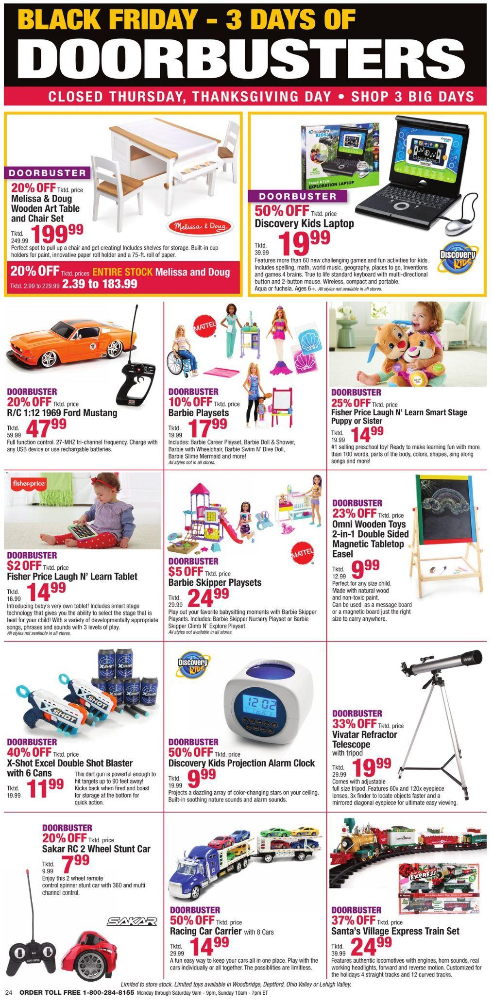 Boscov's Black Friday 2020 Page 24