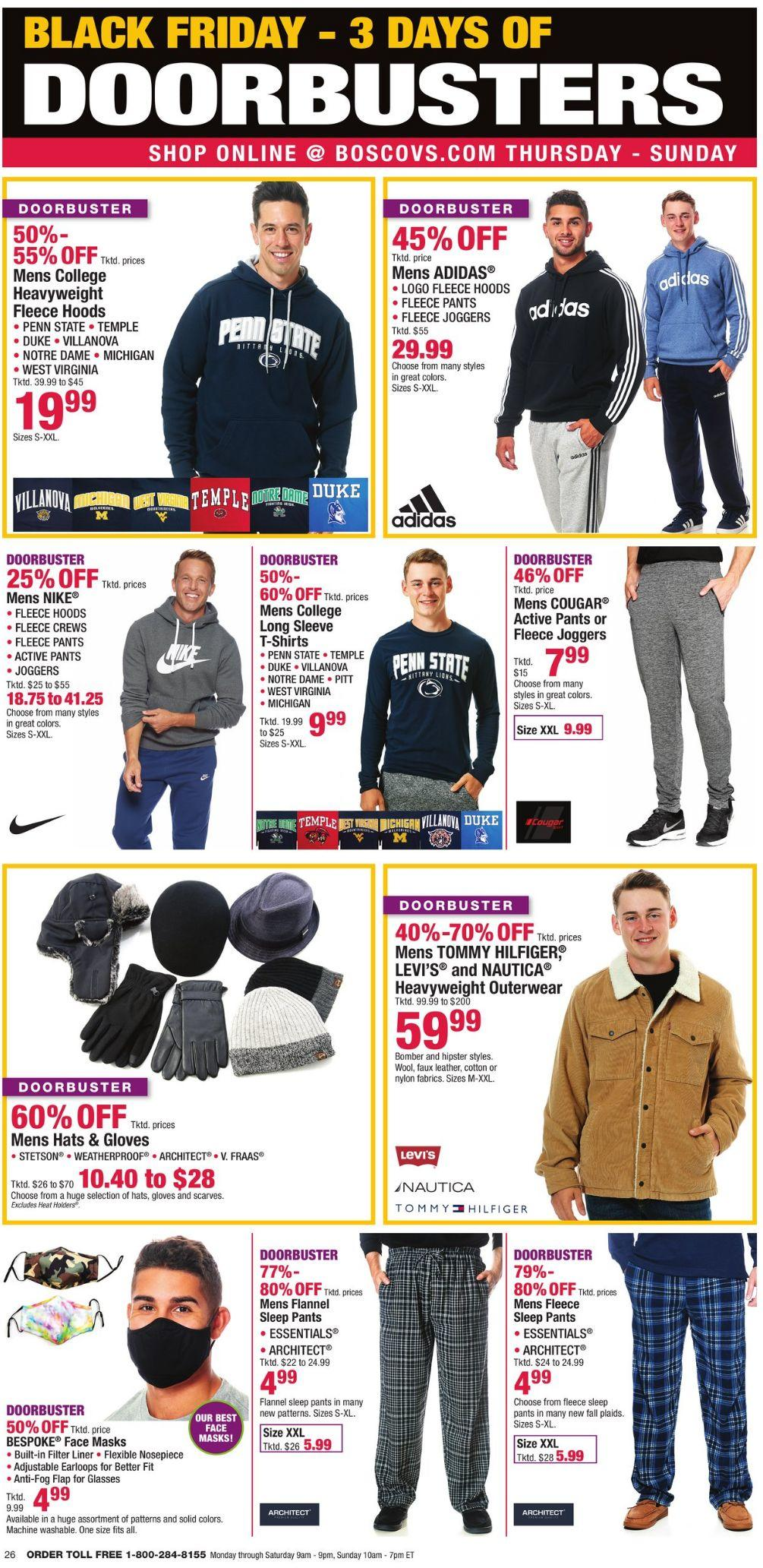 Boscov's Black Friday 2020 Page 26