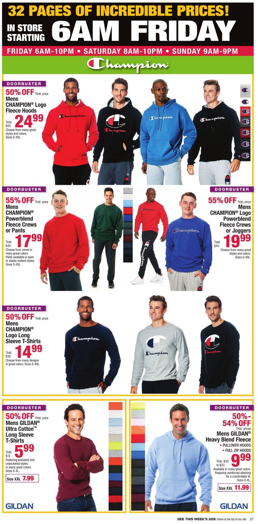 Boscov's Black Friday 2020 Page 27