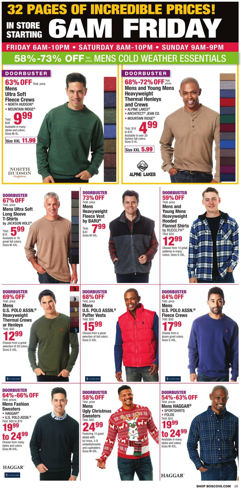 Boscov's Black Friday 2020 Page 29