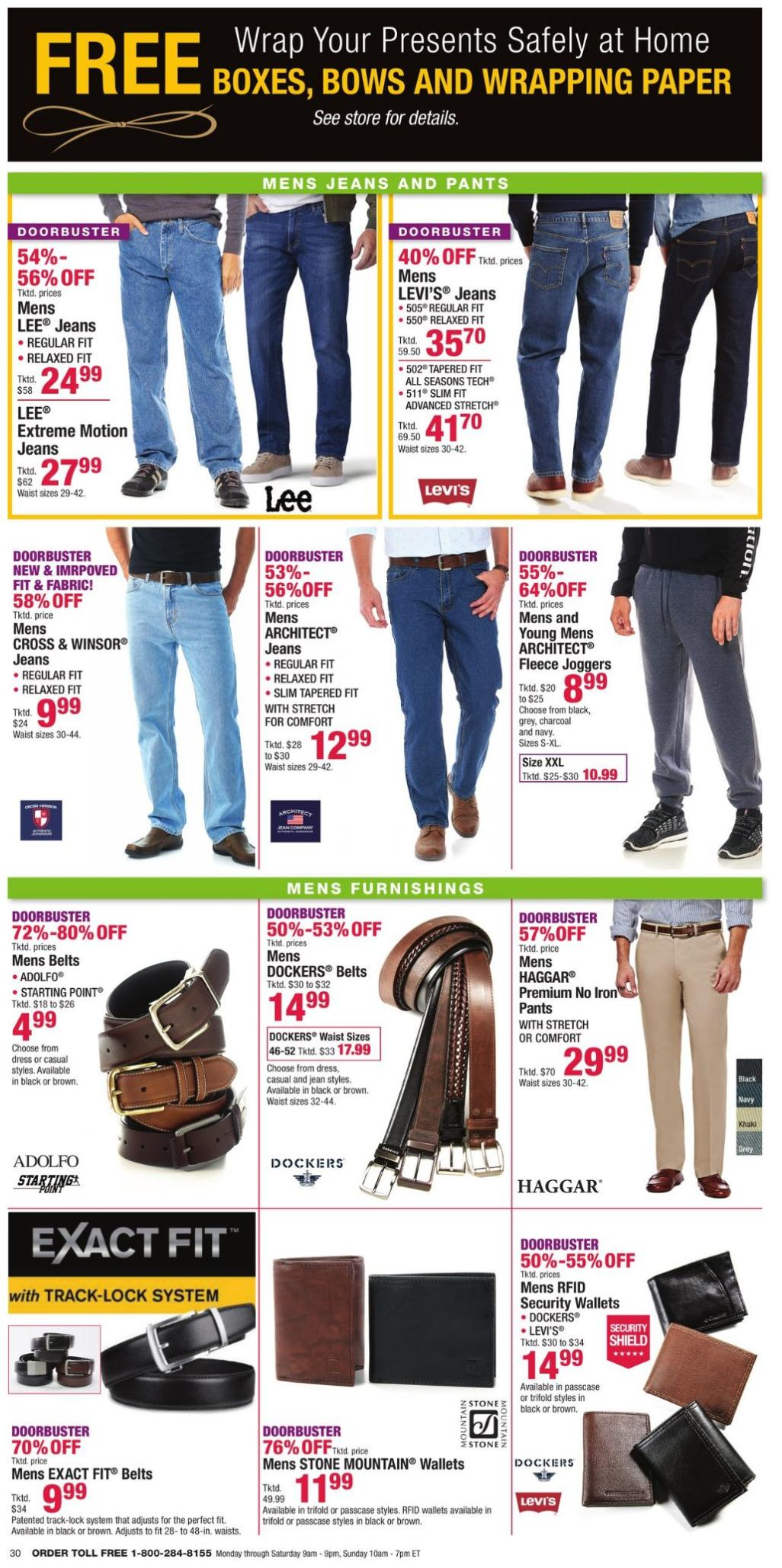 Boscov's Black Friday 2020 Page 30