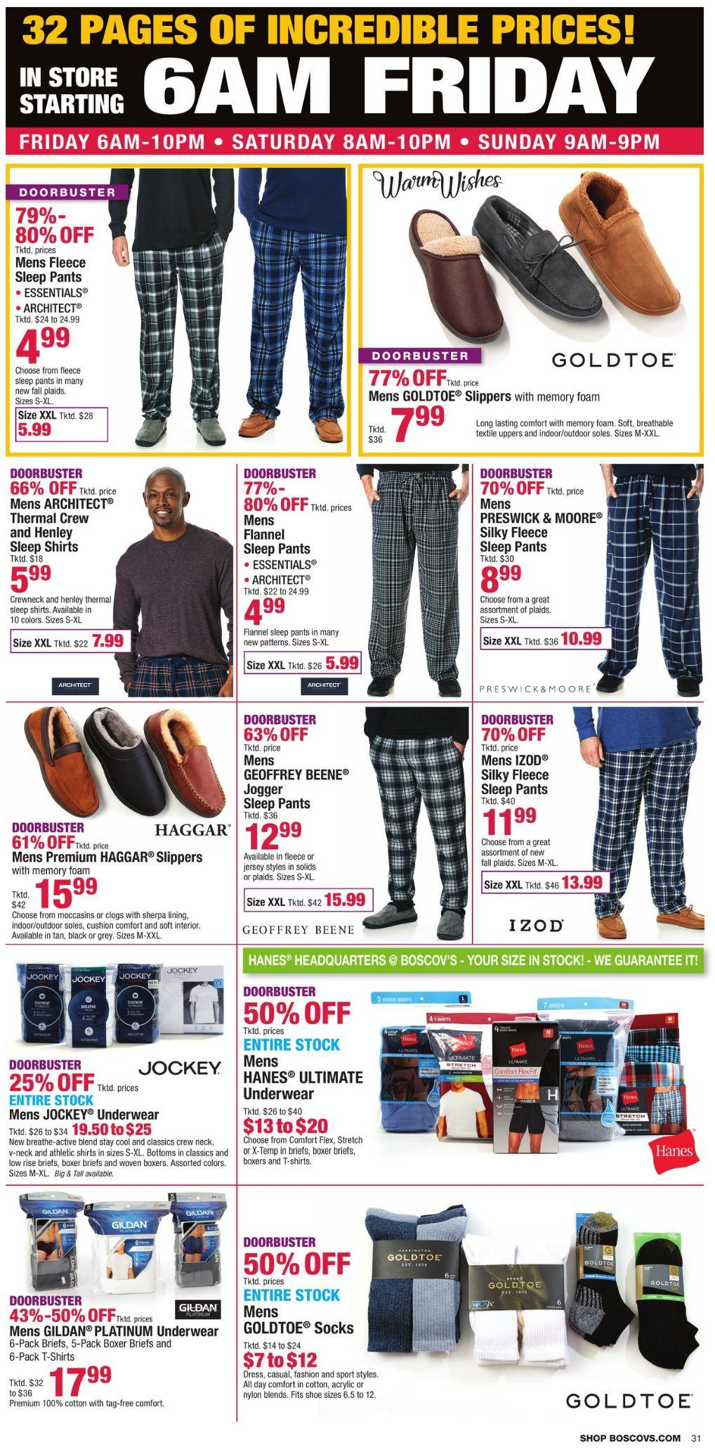 Boscov's Black Friday 2020 Page 31