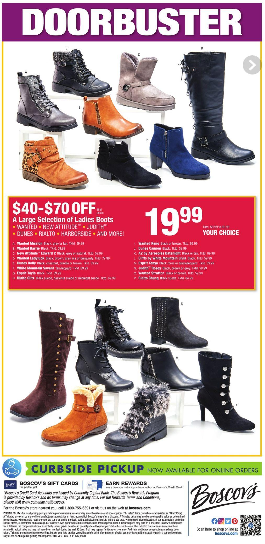 Boscov's Black Friday 2020 Page 32