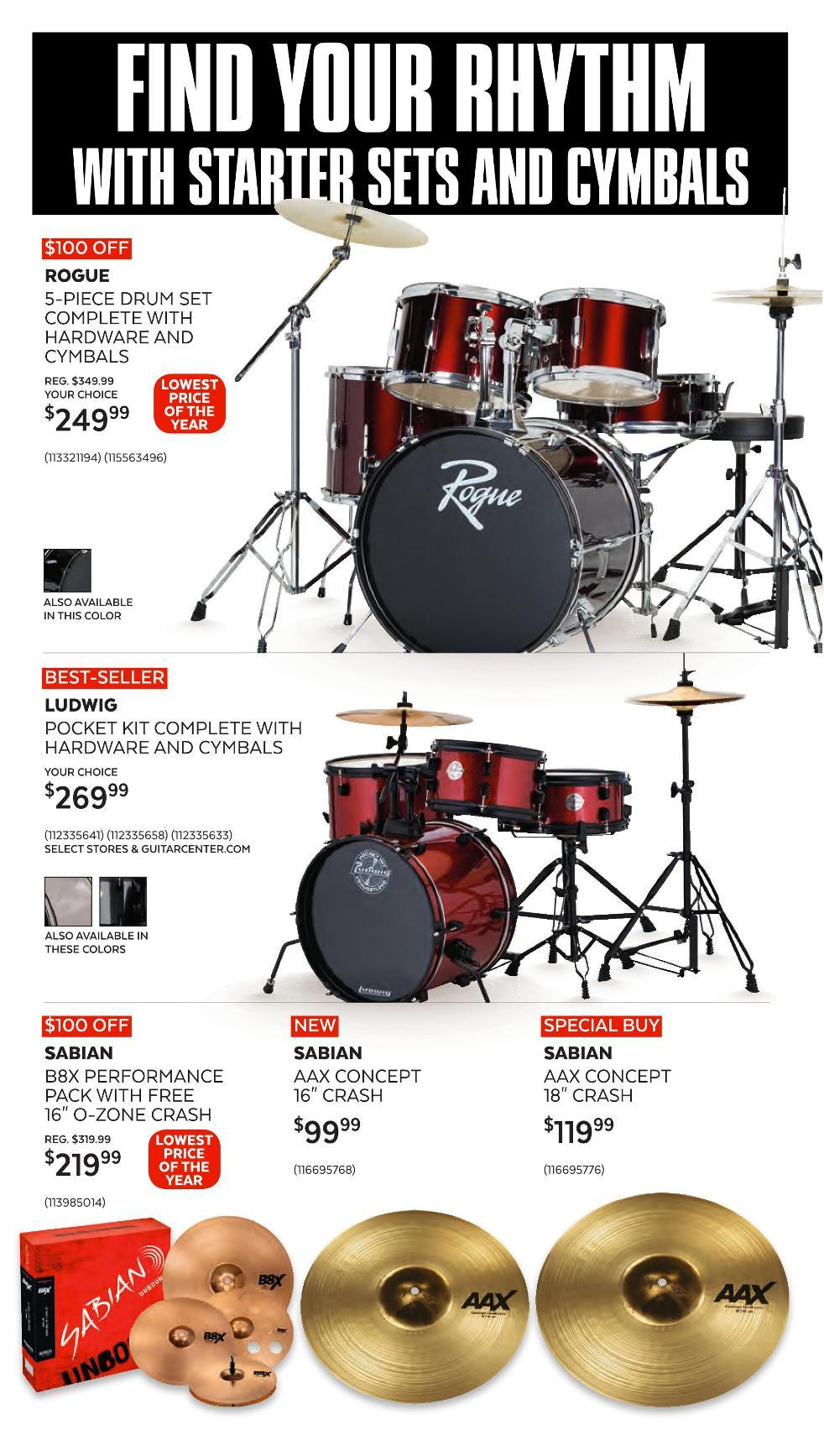 Guitar Center Black Friday 2020 Page 16