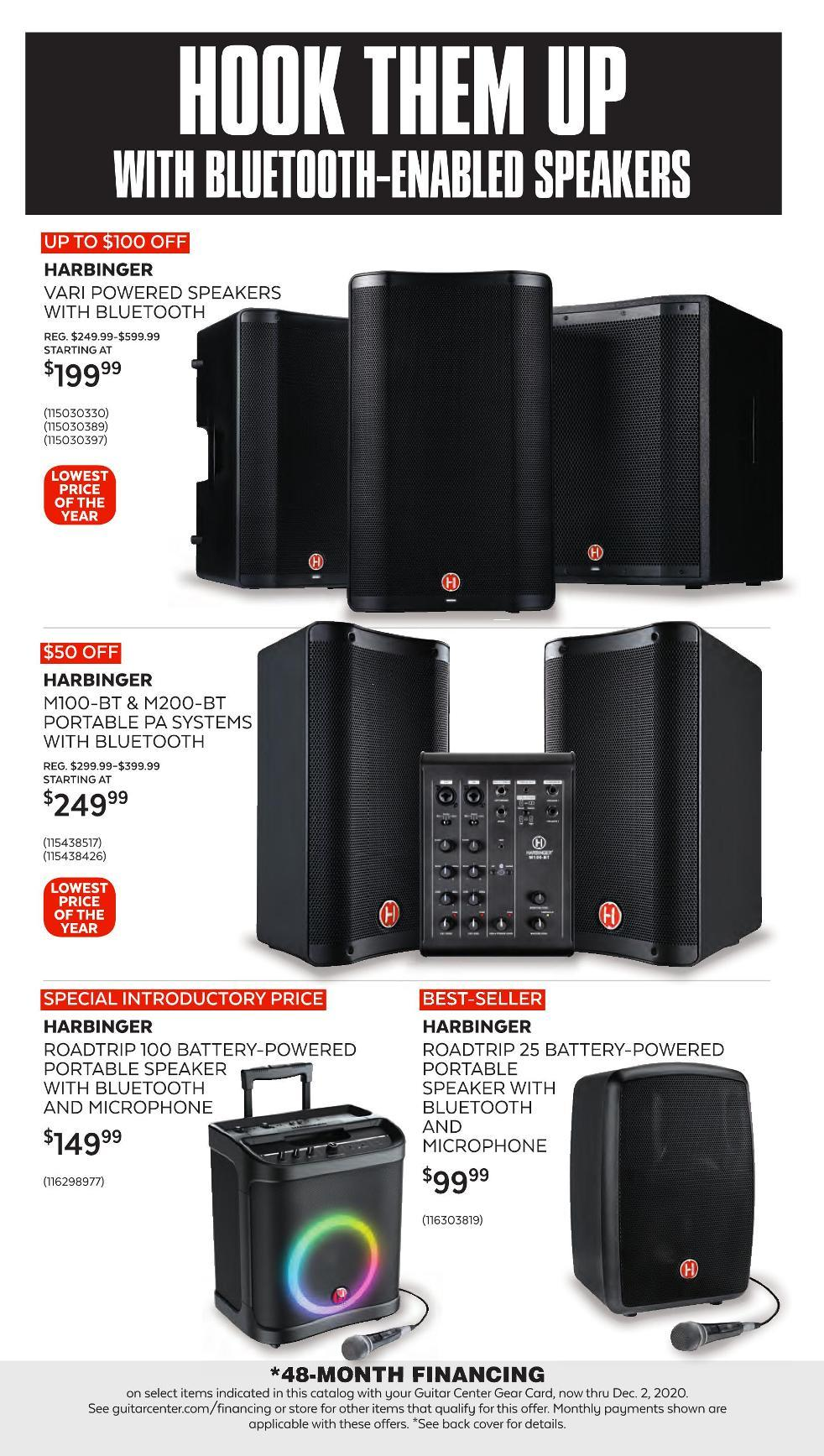 Guitar Center Black Friday 2020 Page 21