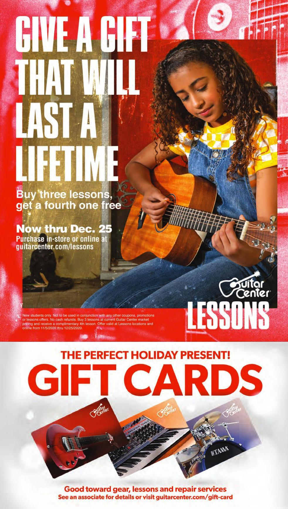 Guitar Center Black Friday 2020 Page 23