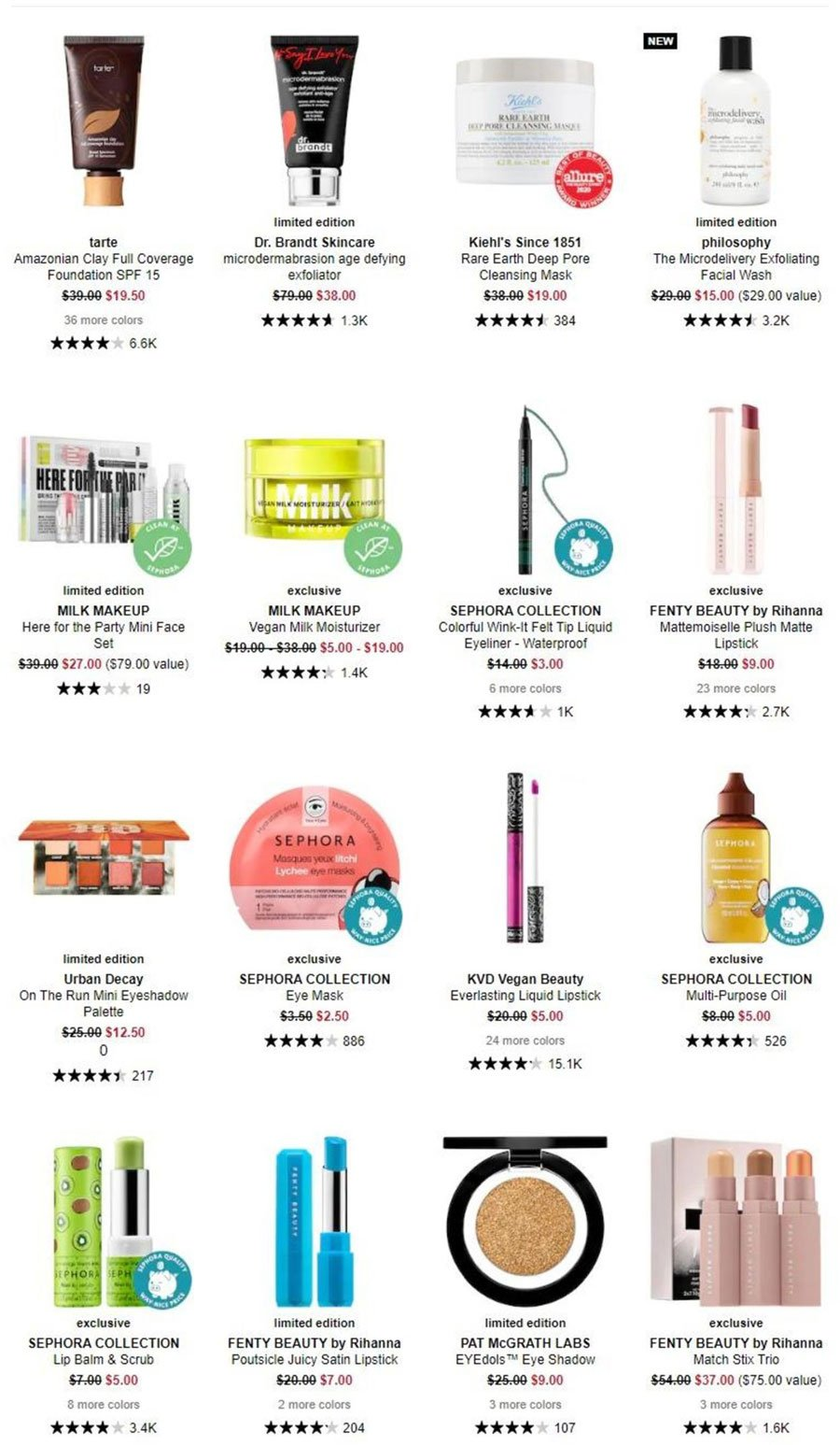 Sephora Black Friday 2020 Page 3