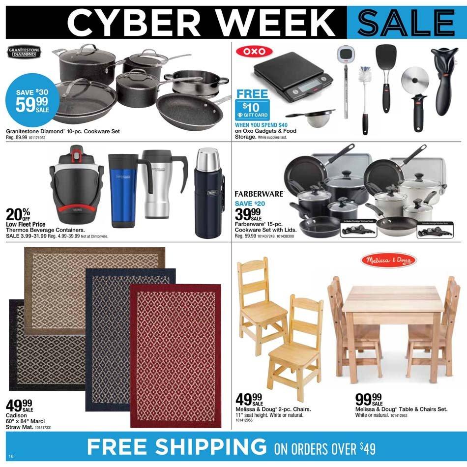 Fleet Farm Cyber Monday 2020 Page 16
