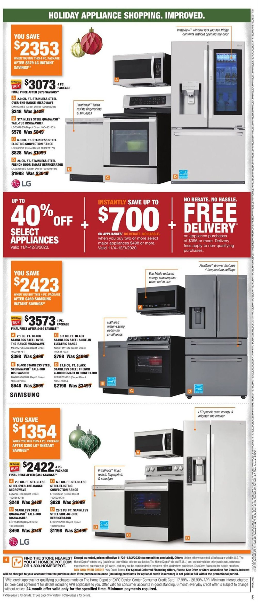 Home Depot Cyber Monday 2020 Page 6