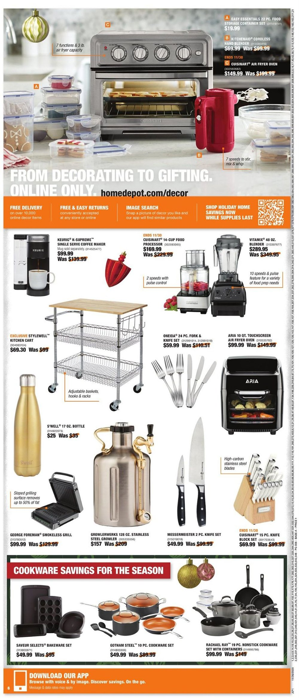 Home Depot Cyber Monday 2020 Page 8