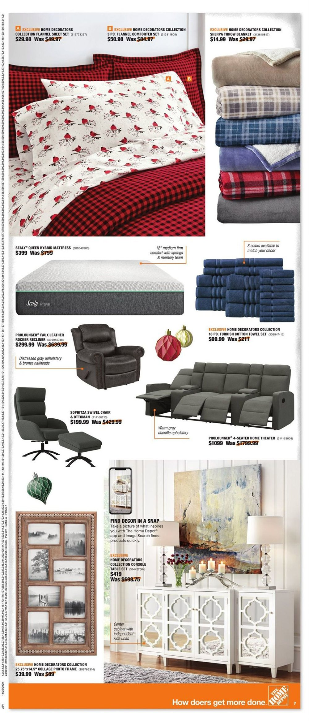 Home Depot Cyber Monday 2020 Page 9